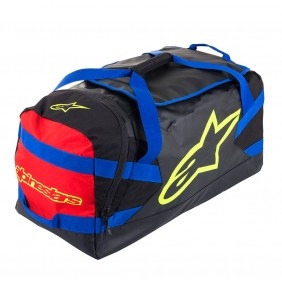 Bolsa Alpinestars Goanna Duffle Bag Black / Blue / Red / Yellow Fluo