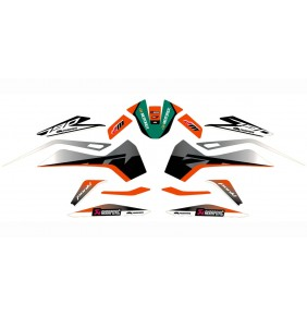 Kit Adhesivos Factory KTM 790 Duke