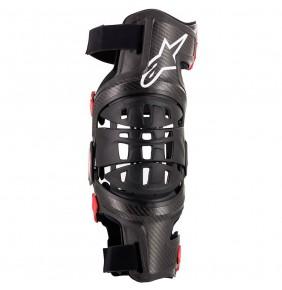 Rodillera Alpinestars Bionic 10 Carbon Knee Brace Izquierda