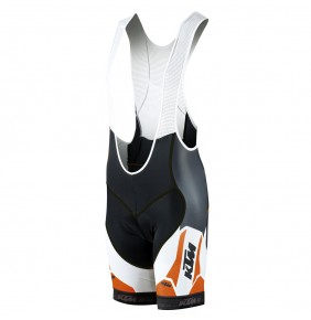 Culotte KTM Factory Team White / Orange