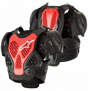 Peto Alpinestars Bionic Chest Protector Black / Red