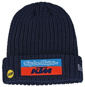 Gorro KTM Troy Lee Designs Team Navy