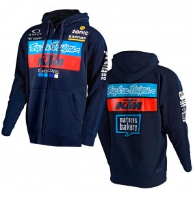 Sudadera Capucha KTM Troy Lee Designs Team Navy