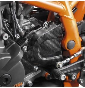 Cubrecadenas Frontal KTM en Carbono