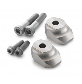 Elevador de Manillar KTM Mecanizado CNC 20mm