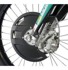 Protector de Disco de Freno Delantero KTM EXC 2004/2016 - KTM SX 2004-2014