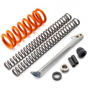Kit para Bajar Suspensiones KTM 400/450/500/530 EXC (-50 mm)