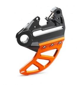 Protector Disco Freno Trasero KTM con soporte de pinza