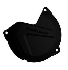 Protector Tapa Discos Embrague KTM SX 125/200 09-15 EXC 125/200 09-16 HUSQVARNA TE 125 2014-2016 TC 125 2014-2015 Negro