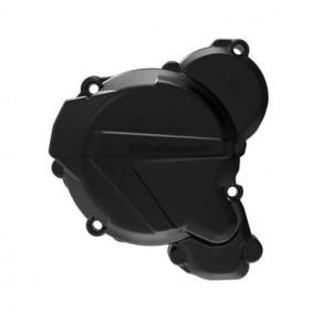 Protector Tapa Encendido KTM EXC TPI 250/300 2017-2019 Husqvarna TE TPI 250/300 2017-2019 Negro