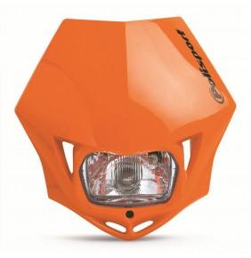 Faro Delantero Universal Polisport MMX Orange