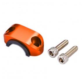 Abrazadera de Sujeción V-Parts con Inserción Deslizante Naranja