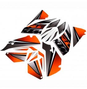 Kit de Adhesivos Neon KTM RC