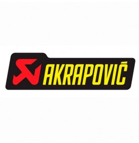 Adhesivo Silencioso Akrapovic Resistente al Calor (34x120 mm)