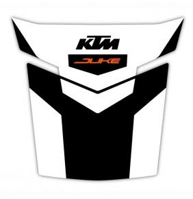 Adhesivo de Protección de Depósito KTM 125 / 250 / 390 Duke 2017-2019