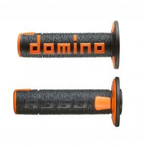 Juego de Puños Domino A360 Negro / Naranja