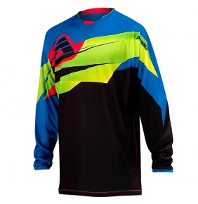 Camiseta Acerbis Limited Edition Green Black