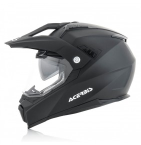 Casco Acerbis Flip FS-606 Black