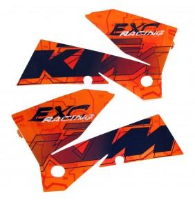 Adhesivos Tapas Depósito KTM EXC 2006