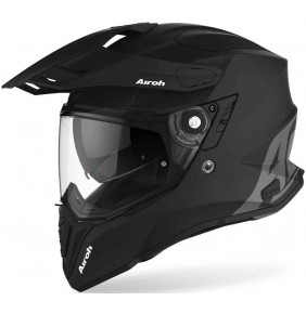 Casco Airoh Commander Color Black Matt 2021