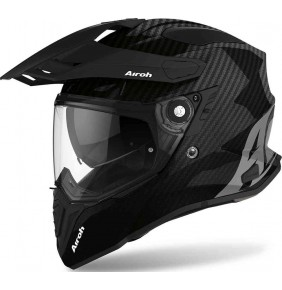 Casco Airoh Commander Full Carbon Gloss 2021