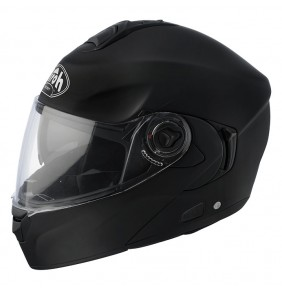 Casco Airoh Rides Color Black Matt