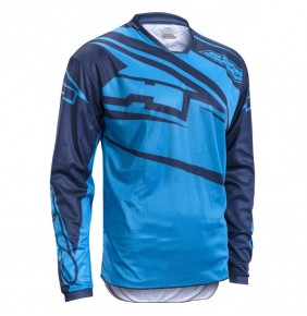 Camiseta Axo SR Jersey Blue Light Blue