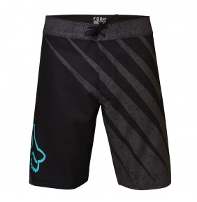 Bañador Fox Spiked Boardshort Black