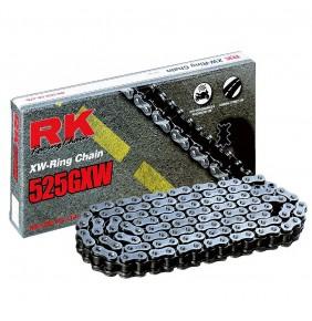 Cadena RK 525GXW Con Retenes XW 118 Pasos