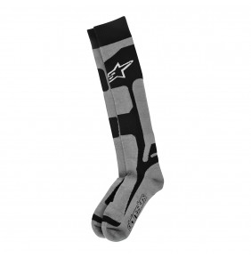 Calcetines Alpinestars Tech Coolmax Gray Black White