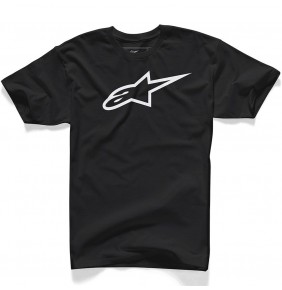 Camiseta Alpinestars Ageless Classic Black / White