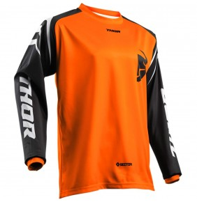 Camiseta Niño Thor Sector Zones Orange