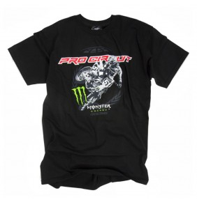 Camiseta Monster Pro Circuit The Whipper