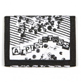 Cartera Alpinestars Pins Wallet White