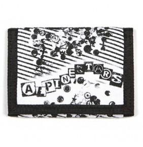 Cartera Alpinestars Pins Wallet White