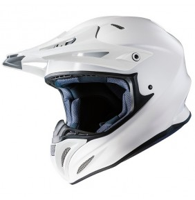 Casco HJC RPHA X Solid White