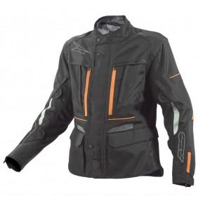 Cazadora Axo Kalahari Jacket Black Orange