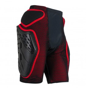 Culotte Alpinestars Bionic Freeride Black Red