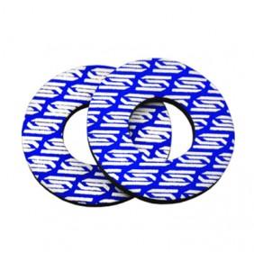 Juego de Espumas Scar para Puños Color Azul