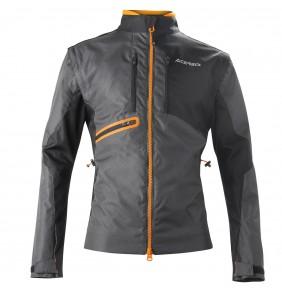 Chaqueta Acerbis Enduro One Black / Orange