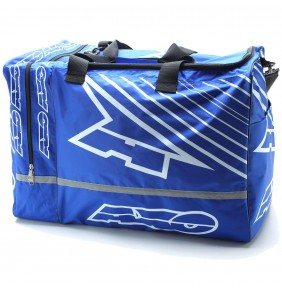Bolsa Axo Weekender Gear Bag Blue White