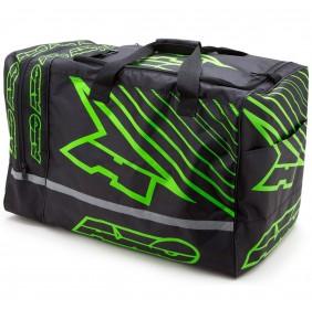 Bolsa Axo Weekender Gear Bag Black Green