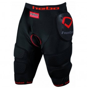 Culotte Hebo Defender Black / Red