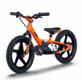 Bicicleta Niño KTM Elécrica 12Edrive 3-5 Años 2021