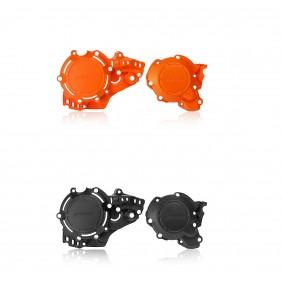 Kit Protecciones Motor Acerbis X-Power KTM 250/300 SX/EXC 17-19 Husqvarna 250/300 TC/TE 17-19