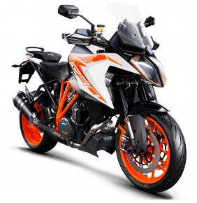 KTM 1290 SUPER DUKE GT WHITE 2019