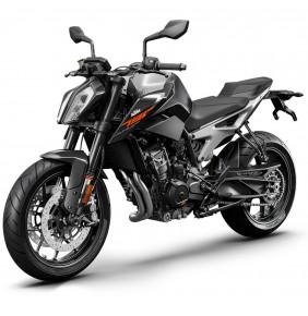 KTM 790 Duke Black 2019