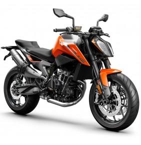 KTM 790 Duke Orange 2019