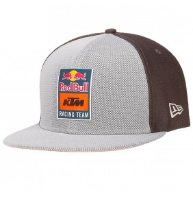 Gorra Red Bull KTM Racing Team Reflective Flat Cap Grey