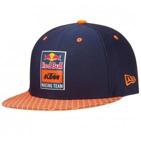 Gorra Red Bull KTM Racing Team Hex Era Flatcap Navy / Orange